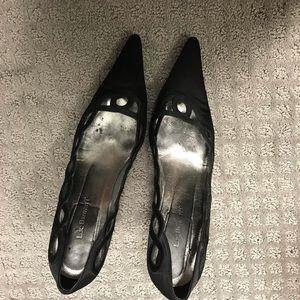 LK Bennett Penelope black heels